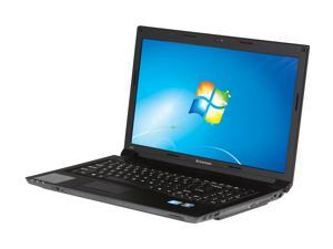 "Lenovo B560 (43302AU) Intel Core i3-380M 2.53GHz 15.6"" Windows 7 Professional 64-Bit Notebook"