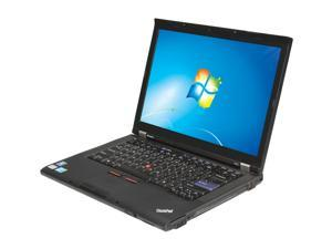 "ThinkPad T Series T410 Intel Core i5 2.4GHz 14.1"" Windows 7 Home Premium Notebook"