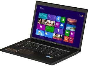 "Lenovo G780 Metal (59359250) Intel Core i7-3632QM 2.2GHz 17.3"" Windows 8 Notebook"