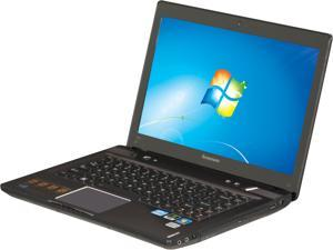 "Lenovo IdeaPad Y480 (2093XB2) Intel Core i5-3210M 2.5GHz 14.0"" Windows 7 Home Premium 64-Bit Notebook"