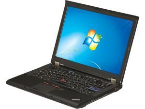 "ThinkPad T Series T410 Intel Core i5-520M 2.4GHz 14.0"" Windows 7 Professional Notebook"