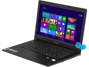 "Lenovo IdeaPad S400 (59371476) Intel Pentium 2127U 1.9GHz 14.0"" Windows 8 Notebook"