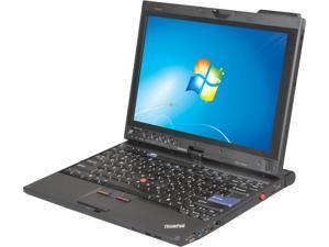 "ThinkPad X201 12"" Windows 7 Professional-32 bit Laptop"