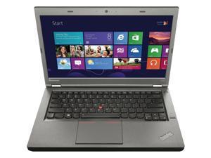 "Lenovo ThinkPad T440p 20AW0002US 14"" LED Notebook - Intel - Core i5 i5-4300M 2.6GHz - Black"