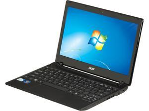 "Acer TravelMate B113-E-4470 Intel Pentium 967 1.3GHz 11.6"" Windows 7 Home Premium 64-Bit Notebook"