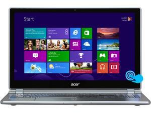 "Acer Aspire V7-582PG-9856-U Intel Core i7 8GB Memory 500GB HDD 20GB SSD 15.6"" Touchscreen Ultrabook Windows 8"