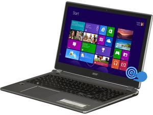 "Acer Laptop Aspire V5-552P-X440 AMD A10-Series A10-5757M (2.50 GHz) 8 GB Memory 1 TB HDD AMD Radeon HD 8650G 15.6"" Touchscreen Windows 8"