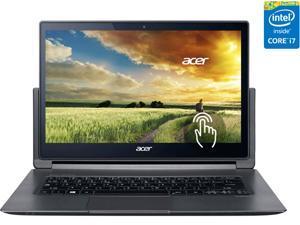 "Acer Aspire R7-371T-76P5 Intel Core i7 4510U (2.00GHz) 8GB Memory 512GB SSD 13.3"" Touchscreen 2in1 Convertible Windows 8.1"