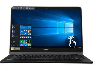 "Acer Spin 7 SP714-51-M4YD Ultrabook Intel Core i7 7Y75 (1.30 GHz) 256 GB SSD Intel HD Graphics 615 Shared memory 14"" Touchscreen Windows 10 Home"