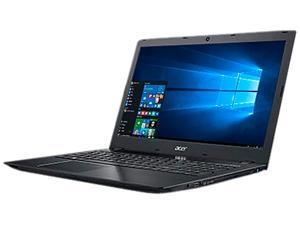 "Acer Laptop Aspire E5-575-33BM Intel Core i3 7th Gen 7100U (2.40 GHz) 4 GB DDR4 Memory 1 TB HDD Intel HD Graphics 620 15.6"" Windows 10 Home"