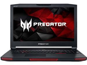 "Acer Predator 17 X GX-792-703D 17.3"" Intel Core i7 7th Gen 7820HK (2.90 GHz) NVIDIA GeForce GTX 1080 32 GB Memory 512 GB SSD 1 TB HDD Windows 10 Home 64-Bit Gaming Laptop"