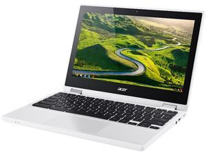 "Acer CB5-132T-C1LK Chromebook Intel Celeron N3150 (1.60 GHz) 4 GB Memory 32 GB SSD 11.6"" Touchscreen Chrome OS"
