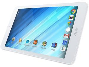 "Acer Iconia One 8 B1-850-K42F MTK MT8163 (1.30 GHz) 1 GB Memory 16 GB Flash Storage 8.0"" 1280 x 800 Tablet Android"