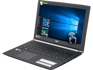 "Acer Aspire V Nitro VN7-572TG-775T 15.6"" Intel Core i7 6th Gen 6500U (2.50 GHz) NVIDIA GeForce GTX 950M 16 GB Memory 256 GB SSD 1 TB HDD Windows 10 Home 64-Bit Gaming Laptop"