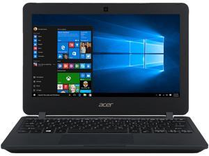 "Acer Notebooks TravelMate B TMB117-M-C0DK Intel Celeron N3050 (1.60 GHz) 4 GB Memory 32 GB eMMC Intel HD Graphics 11.6"" Windows 10 Pro 64-Bit"