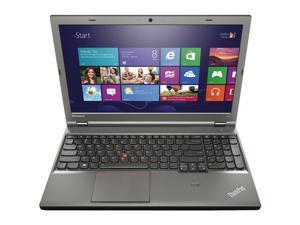 "ThinkPad Laptop T Series T540p (20BE003NUS) Intel Core i7 4600M (2.90GHz) 4GB Memory 500GB HDD HD 4600 15.6"" Windows 7 Professional ..."