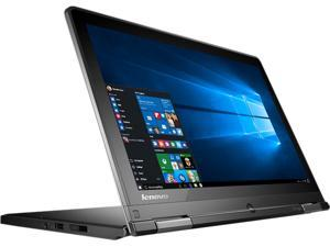 "Lenovo ThinkPad Yoga 11e 20E50014US Tablet PC - 11.6"" - In-plane Switching (IPS) Technology Intel Core M 5Y10c Dual-core (2 Core) 800 MHz 4 GB Memory 500 GB HDD Windows 10 Professional 64-Bit"