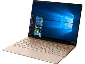 "Huawei Laptop MateBook X Signature Edition Intel Core i7 7th Gen 7500U (2.70 GHz) 8 GB LPDDR3 Memory 512 GB SSD Intel HD Graphics 620 13.0"" Windows 10 Home 64-Bit (US warranty)"