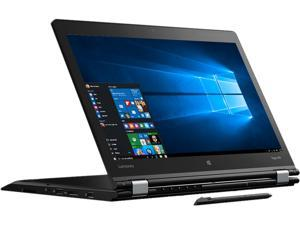 "Lenovo ThinkPad Yoga 460 20EM001UUS 14"" (In-plane Switching (IPS) Technology) 2 in 1 Ultrabook - Intel Core i5 (6th Gen) i5-6200U Dual-core (2 Core) 2.30 GHz"