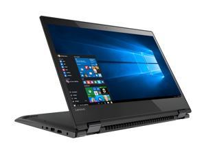 "Lenovo Flex 5 1470 80XA0001US Intel Core i5 7th Gen 7200U (2.50 GHz) 8 GB Memory 128 GB SSD 14"" Touchscreen 1920 x 1080 Convertible 2-in-1 Laptop Windows 10 Home 64-Bit"