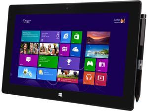 "Microsoft Surface Pro 1 Intel Core i5 4 GB DDR3 Memory 64 GB SSD 10.6"" Touchscreen Tablet Windows 8 Pro"