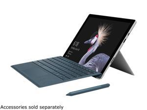 "Microsoft Surface Pro 2017 Edition FJR-00001 Intel Core m3 4 GB Memory 128 GB SSD 12.3"" Touchscreen 2736 x 1824 Tablet Windows 10 Pro 64-Bit"