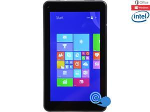 "iView SupraPad i700QW Intel Atom 1 GB DDR3 Memory 16 GB 7.0"" Touchscreen Tablet Windows 8.1"