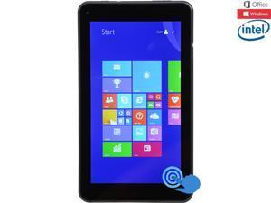 "iView SupraPad i700QW Intel Atom 1 GB DDR3 Memory 16 GB 7.0"" Touchscreen Tablet Windows 8.1"