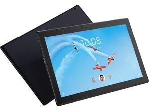 "Lenovo Tab 4 10 ZA2J0007US Qualcomm Snapdragon 1.40 GHz 2 GB Memory 16 GB Flash Storage 10.1"" 1280 x 800 Tablet PC Android 7.1 (Nougat) Slate Black"