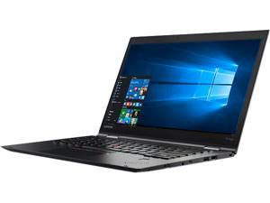 "Lenovo ThinkPad X1 Yoga 20JD000WUS 14"" Touchscreen LCD 2 in 1 Ultrabook - Intel Core i7 (7th Gen) i7-7600U Dual-core (2 Core) 2.80 GHz - 16 GB LPDDR3 - 512 GB SSD - Windows 10 Pro 64-bit (English) ..."