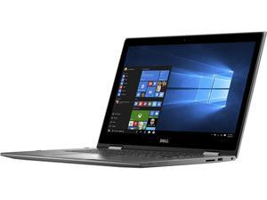 "DELL Laptop Inspiron i5578-5902GRY Intel Core i5 7th Gen 7200U (2.50 GHz) 8 GB Memory 256 GB SSD 15.6"" Windows 10 Pro 64-Bit English"