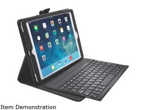Kensington Black KeyFolio Pro with Bluetooth Keyboard and Google Drive Offer for iPad Air Model K97008US