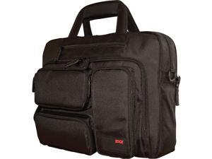 "Mobile Edge - Corporate Briefcase 16""/17"" Mac - Black"