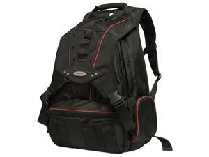 Mobile Edge Black/Red Premium Backpack Model MEBPP7