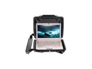 Pelican HardBack 1075CC Carrying Case for Notebook - Black