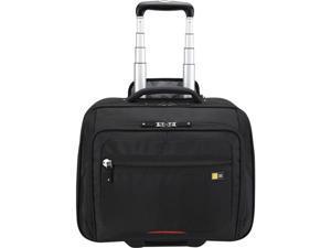 Case Logic Black Rolling Notebook Case Model ZLR-116