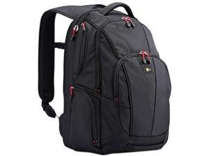 """Case Logic BEBP-215 Carrying Case (Backpack) for 15.6"""" Notebook, Tablet, iPad - Black"""