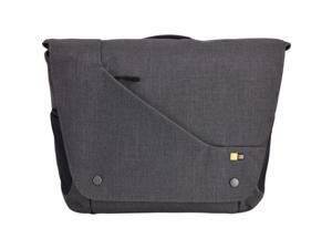 """Case Logic Anthracite Carrying Case (Messenger) for 15"""" MacBook, iPad, Tablet Model RUM-115ANTHRACITE"""