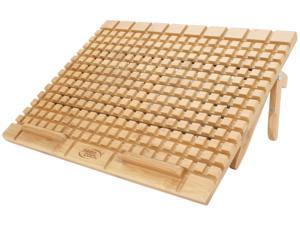 Logisys Computer Bamboo Laptop Cooling Pad Model NP2600