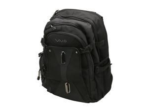 "SONY VAIO Black Gamer / Multimedia Backpack Fits up to 17"" Model VGPAMB1A17/B"