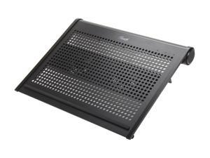 "Rosewill Black 15.6"" Notebook Cooler with 4 USB2.0 Hubs Model RLCP-11003B"