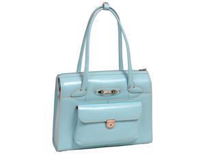 McKlein Aqua Blue Notebook Case Model 96668