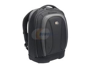 "Case Logic Black 15.4"" Lightweight Computer Backpack Model KLB-15"