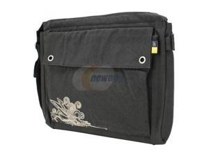 "Case Logic Dark Gray 15.4"" Canvas Laptop Sleeve Model SCS-15"