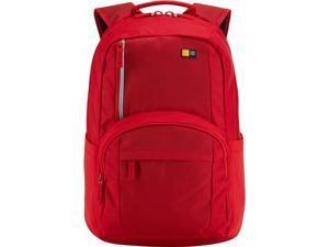 """Case Logic Red 16"""" Laptop Backpack Model GBP-116"""