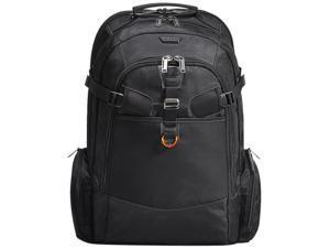 "Everki Black 18.4"" Titan Checkpoint Friendly Laptop Backpack Model EKP120"