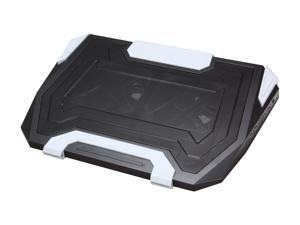 "Cooler Master SF-19 Gaming Laptop Cooling Pad Multi-Shader Lighting, up to 19"" (2 x 140mm Adj. Fan Speed)"