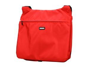 "Cocoon Racing Red Union Square Messenger Bag for 13"" MacBook/Pro and Tablets Model CMB352RD"