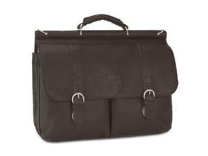 """SOLO Espresso Classic 16"""" Laptop Briefcase Model D535"""