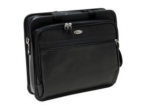 "Targus Black 15.4"" Leather Notebook Case Model TLE300"